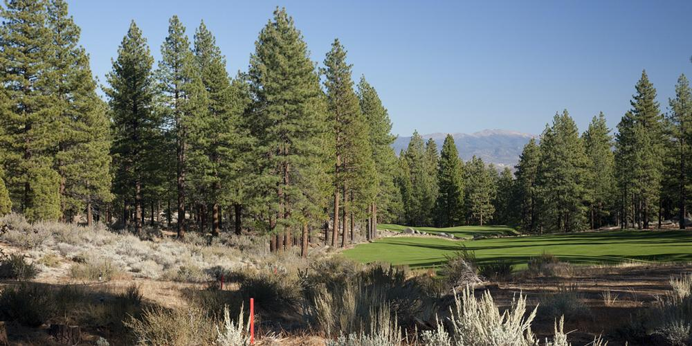 Clear Creek Tahoe - Hole #15