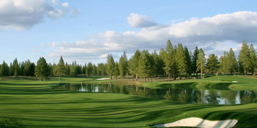 Old Greenwood Golf Club California golf packages