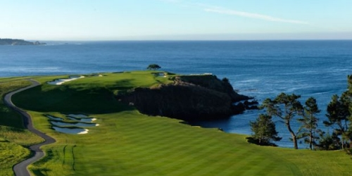 Pebble Beach Golf Links California golf packages