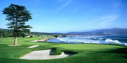 The Links at Spanish Bay California golf packages