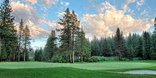 Tahoe Donner Golf Club