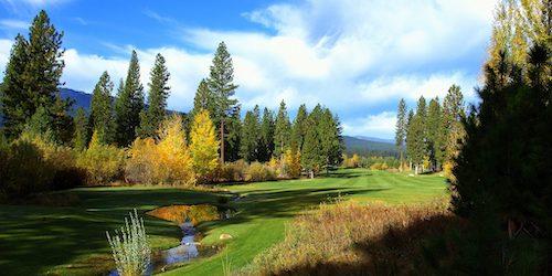The Golf Club at Whitehawk Ranch