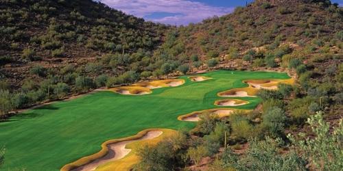 Arizona Golf Packages + Phoenix Scottsdale Golf